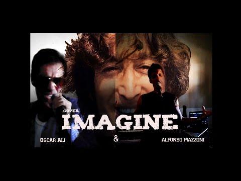 Imagine [cover] Alfonso Piazzoni & Oscar Ali