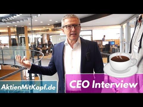 Ein normaler CEO Alltag eines Börsengehandelten Unternehmens - Datagroup Interview Teil 2/2