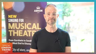 Learn about ABRSM' Singing for Musical Theatre Exams
