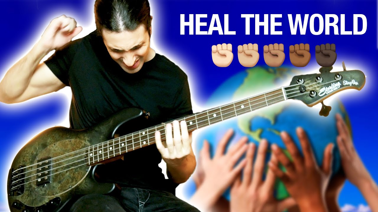 (54) HEAL THE WORLD - YouTube