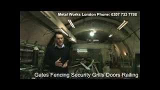 Metal Fabricators London