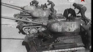 Оружие Победы. Средний танк Т-34