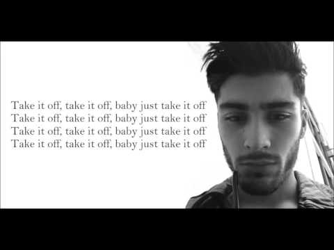 ZAYN  TiO Lyrics