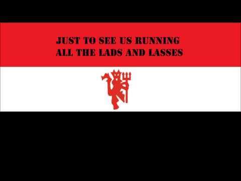 Matt Busby's Aces - Manchester United Chant