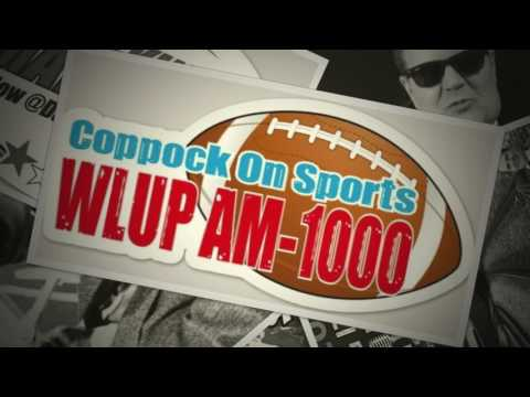 Chet Coppock calls into the Kevin Matthews Show...