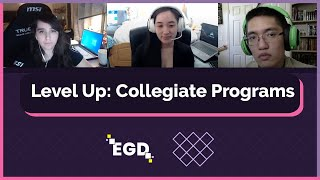 Level Up: Collegiate Programs - Waffle Games 4.0