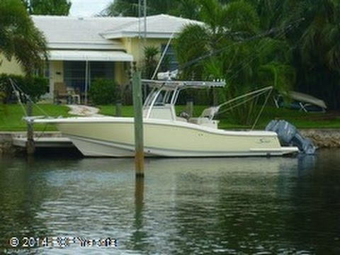 [SOLD] Used 2006 Scout 280 Sportfish in Boynton Beach, Florida