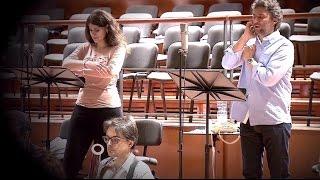 Verdi's Aida: Anja Harteros & Jonas Kaufmann duet 'La Fatal Pietra'