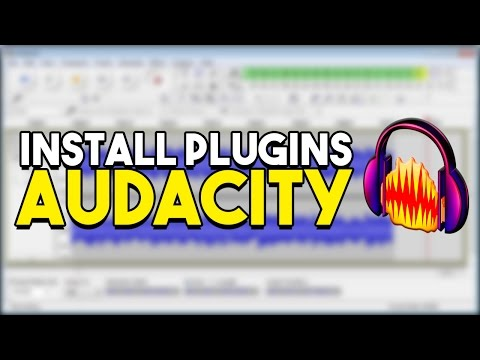 How To: Install Plugins in Audacity