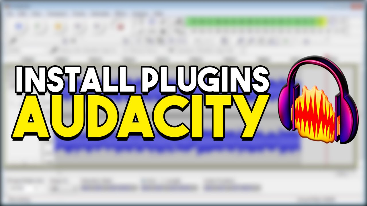 Mini guide using audacity with vst plugins videohelp forum.