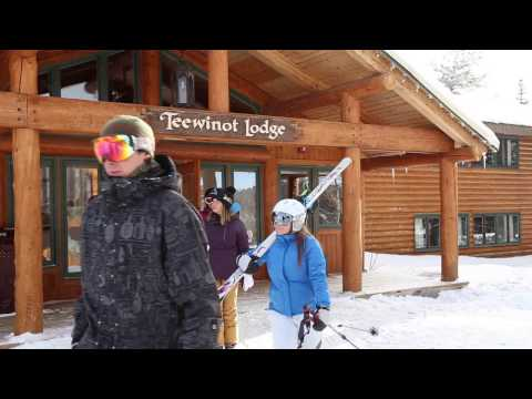 Grand Targhee Resort Lodging
