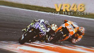 Valentino Rossi Tribute │ More Than Races