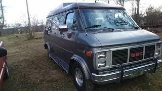 '87 GMC Vandura rear axle issues