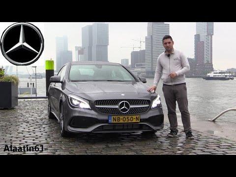 200.000 TL LIK Mercedes CLA AMG Line 2017 ''TR'de ilk kez'' Test
