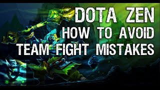 Dota 2: Tricks to Stay Calm in Team Fights and Avoid Mistakes | How To Play Dota 2 | PVGNA.com