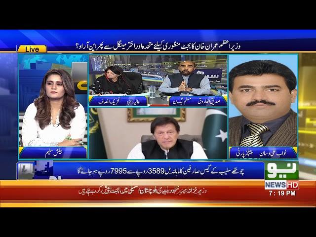 Seedhi Baat Beenish Saleem Kay Sath | Full Program | 19 June 2019 | Neo News