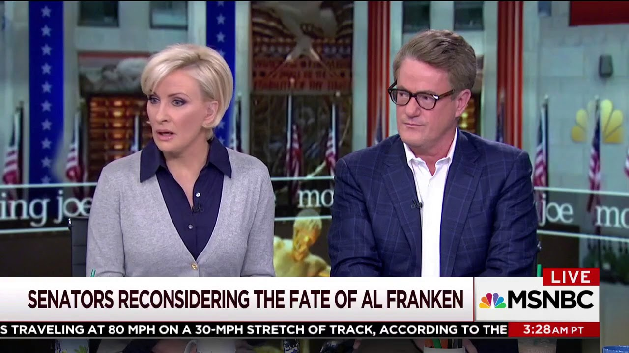 Mika Brzezinski Warns: 'I Know Men Who Won't Hire Women'