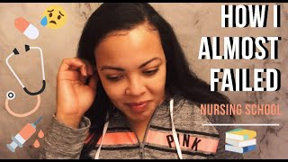 Chit-Chat : Failure in Nursing School ? What Happened + ATI