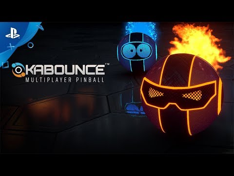 Kabounce - Launch Trailer | PS4