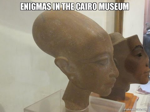Lost Ancient High Technology Artifacts In The Cairo Museum O
