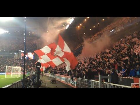 Sfeermovie PSV-CSKA Moskou : 8/12/2015 : 2-1