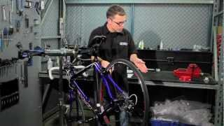 How to Adjust a Front Derailleur by Performance Bicycle