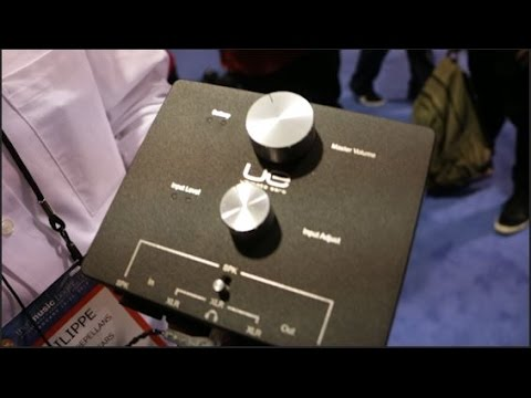 Ultimate Ears Sound Tap Monitoring System - NAMM 2017   GEAR GODS
