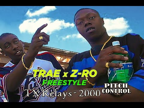 Z-Ro x Trae (Guerilla Maab) Freestyle • Pitch Control (Mixtape DVD) Vol. 2