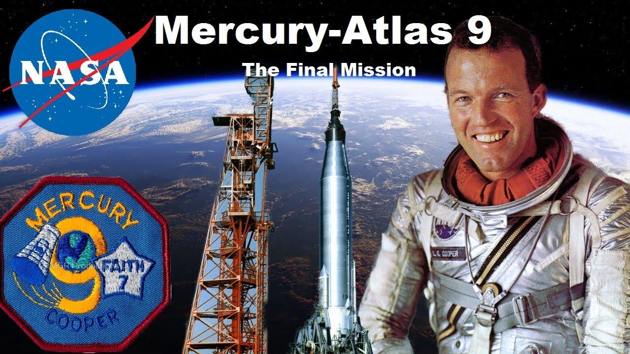 Download Mercury Atlas 9: The Final Mercury Mission (Astronaut Gordon Cooper)