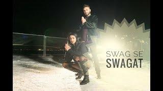 Swag Se Swagat - Tiger Zinda Hai | Salman Khan | Katrina Kaif @itsnatashab Choreography