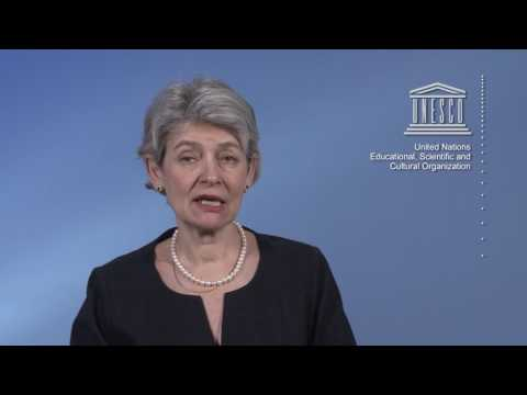 Message from Irina Bokova, Director-General of UNESCO, for 2017 Global Action Week for Education
