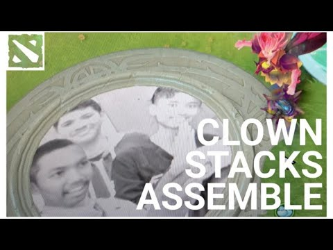 Clown Stream