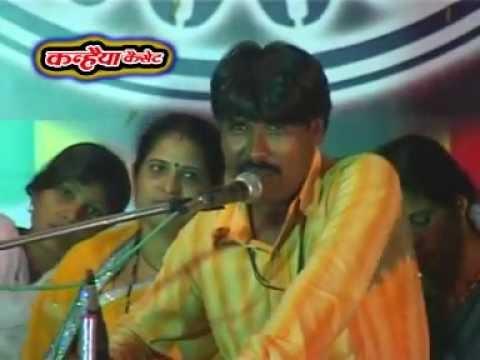 बुन्देली लोकगीत / मोरो रात भर को काम चला दो गोरी घरवाली है नईया / गफूर खान गुमसुम
