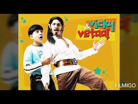Download Vicky & Vetaal Jetix TV Series Story & Characters Explain in Tamil - Fahim Raphael