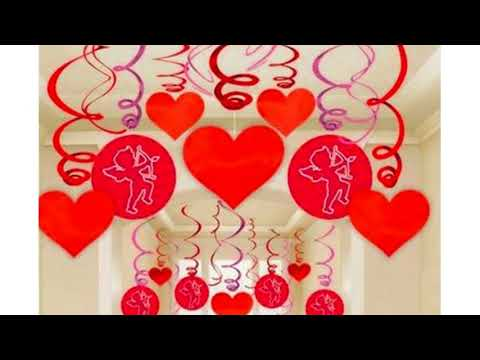 Decoracion De San Valentin Para Bares