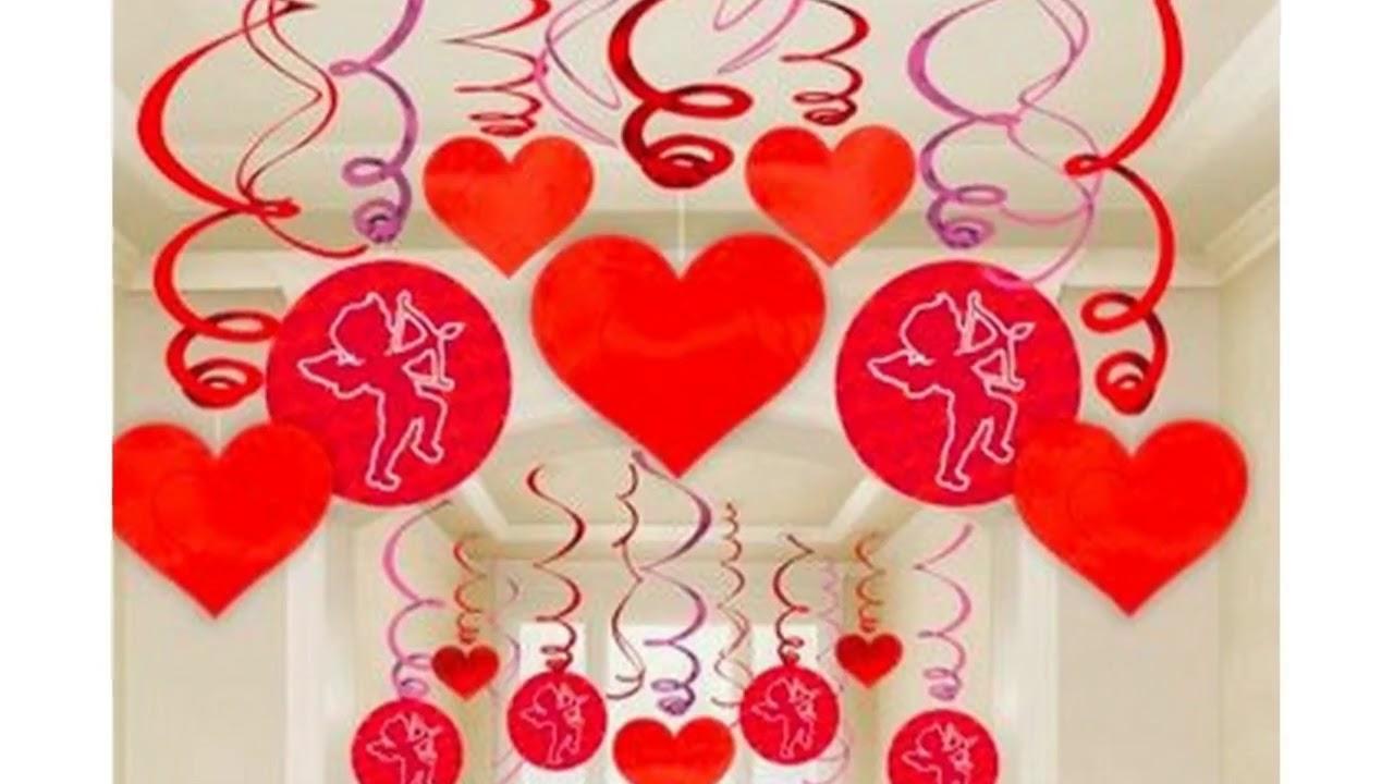 Decoracion de san valentin para bares youtube for Decoracion san valentin