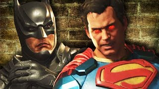 SUPERMAN ME PASSOU O SARRAFO!   Injustice 2