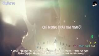 OST Chỉ Mong Trái Tim Người   Hứa Vĩ Văn  MV Lyrics
