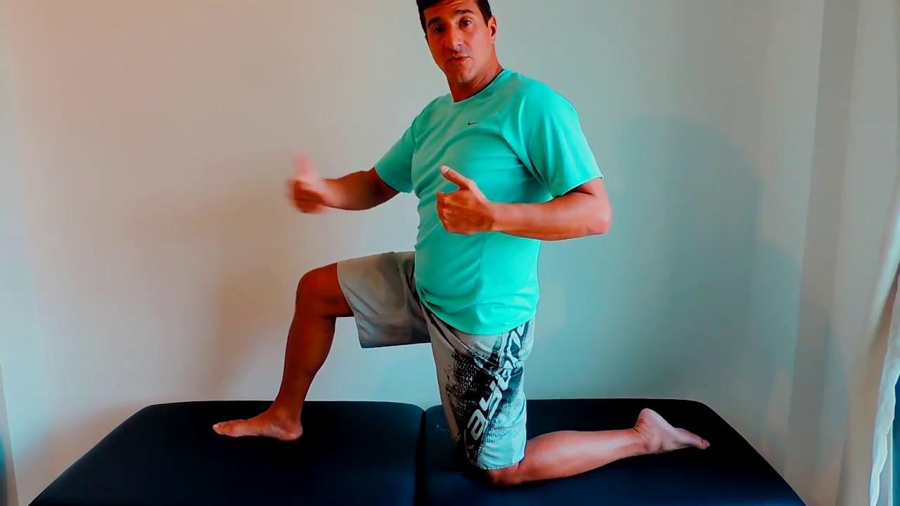 Cãibras nos músculos das pernas durante o alongamento