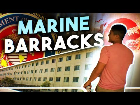US MARINE BARRACKS (Okinawa, Japan)