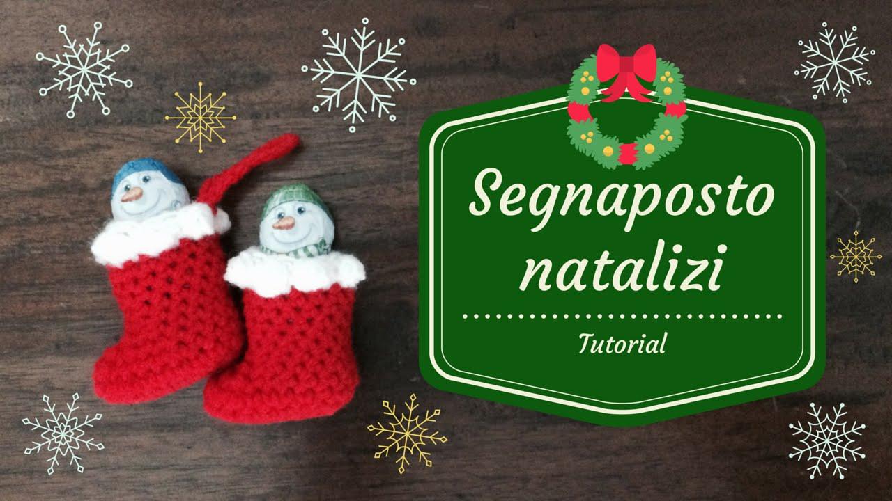 Segnaposto Natalizi Rossi.Speciale Natale Segnaposto Natalizi