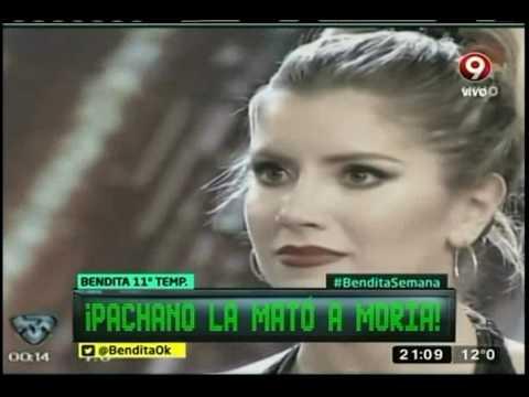 ¡Pachano la mató a Moria!