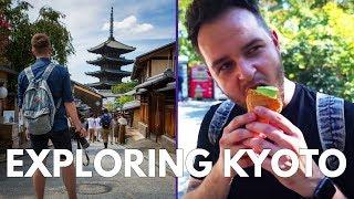🇯🇵EXPLORING KYOTO! 🇯🇵 | Japan Vlog #2
