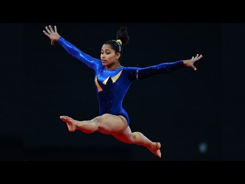 Dipa Karmakar is the First Female Indian Gymnast Heading to the Olympics