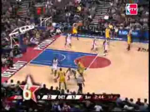 NBA Top 10 Plays of the 2007-2008 Season