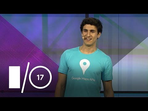 Making the World Your Own with Google Maps APIs (Google I/O