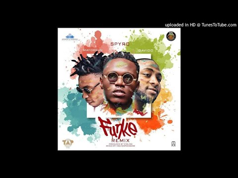 Spyro ft. Davido & Mayorkun – Funke (Remix)