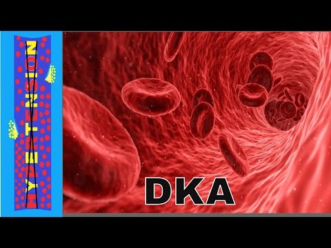Diabetic Ketoacidosis (DKA) and Metabolic Acidosis