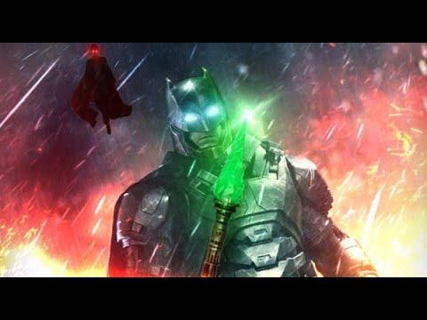 DC Darkseid : Batman V Superman Scene Recreated
