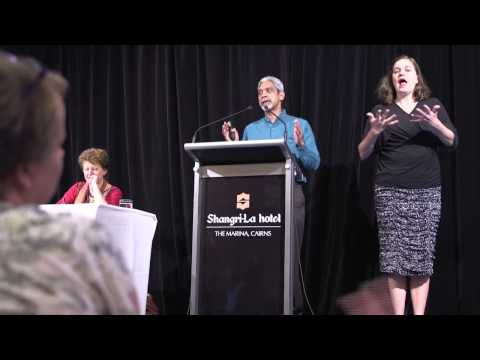 Vikram Patel: The 2015 Creating Futures Conference: